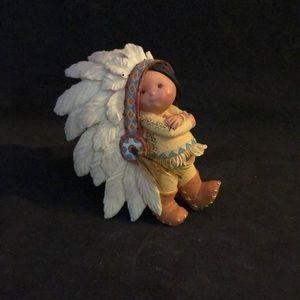 "Enesco ""Friends of Feather"" Figurine"